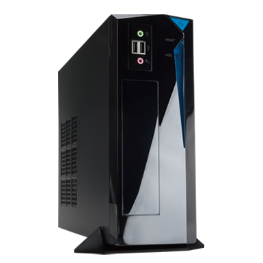 IN WIN BP655 black case Mini-ITX