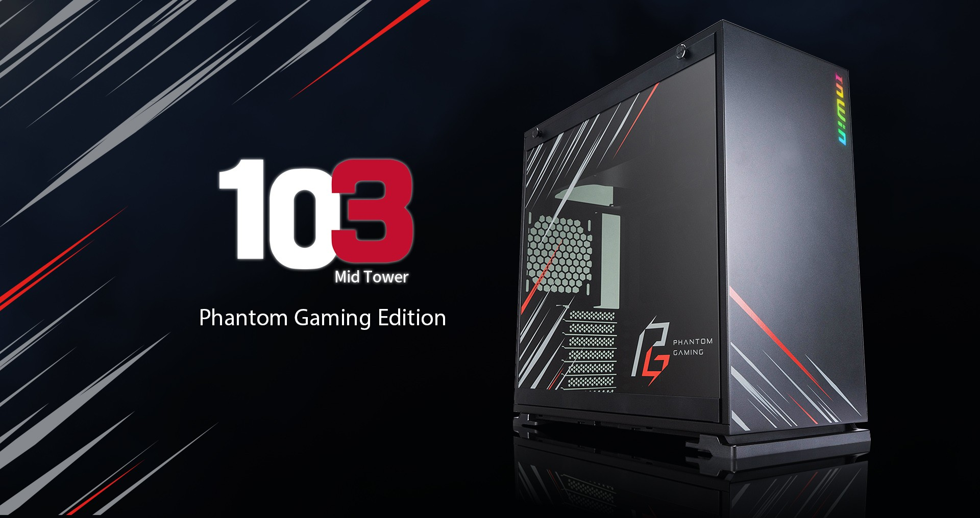 103 Phantom Gaming Edition