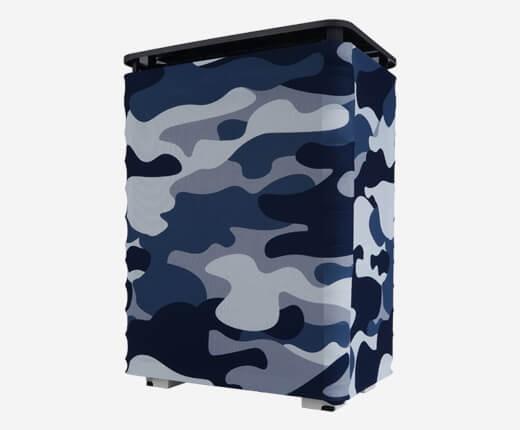 ALICE - Camouflage Blue