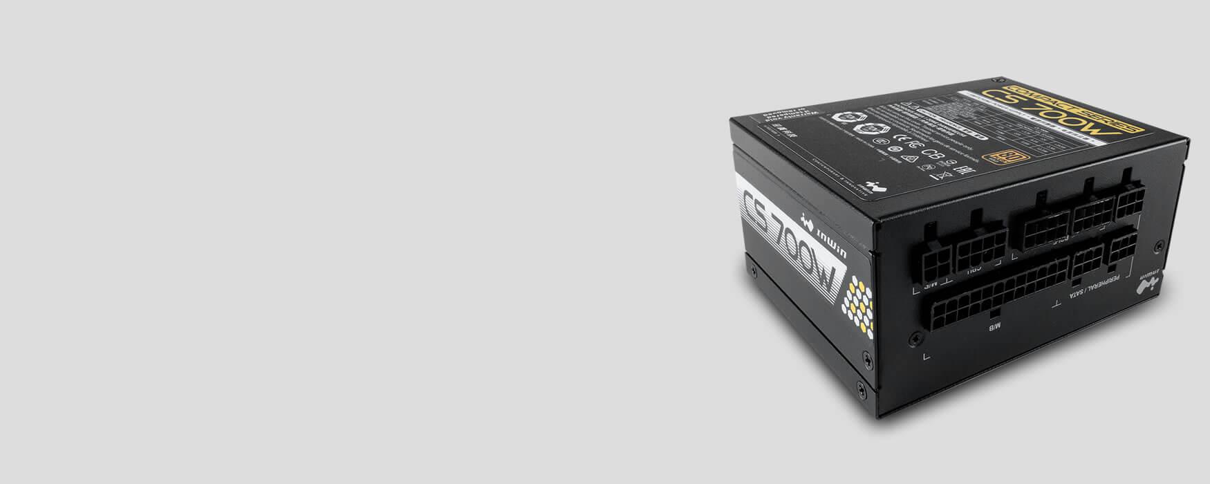 Inwin Gaming Power Supply Antec Atx12v Tester Cs 700w